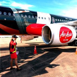 Fly Safe with Air Asia   エア―アジアから 運航再開に向けての知らせが届く