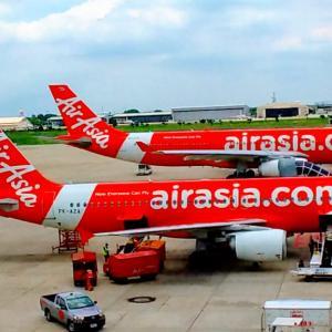 タイエア―アジア スワンナプーム・ドンムアン両空港併用の可能性を探る