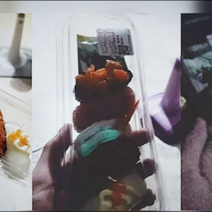 :注意 タイで発光する握り寿司が発見される。