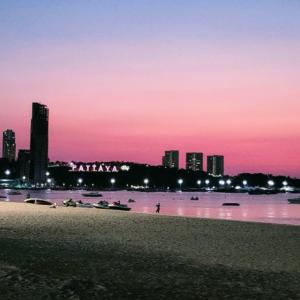 :Pattaya News 特別記事 パタヤ 観光客が去った跡 その1