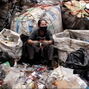 コロナ・パンデミック余波 タイのプラスティックゴミの排出量は削減とは程遠く