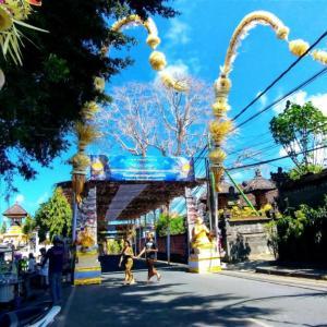 パンデミック・インドネシア  遂にバリ島のホテルが事業継続を断念し始めた