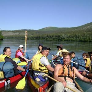 カナダユーコン川キャンプ&カヌーのWEB旅行開催報告❗️