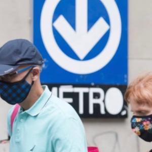 カナダ ケベック州政府によるマスク義務化