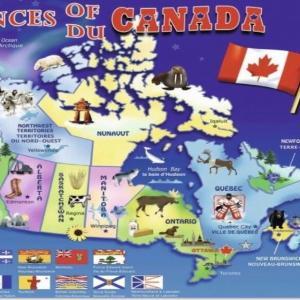 カナダの国旗にはこんな意味があります
