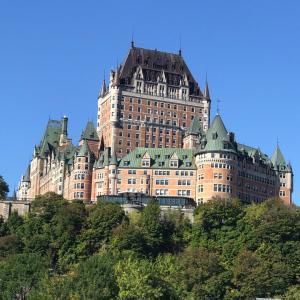古城をイメージしたシャトー・フロントナックホテル人気の秘訣
