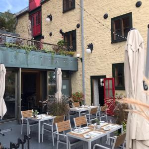 ケベックシティ旧港おすすめのレストラン