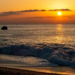 日出ずる国、日本@伊良湖岬