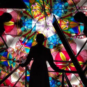 色々と美しい♡@長篠堰堤&三河工芸ガラス美術館