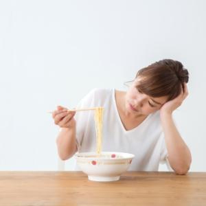 【チャレンジも一時中断】せっかくの連休なのに体調が悪い…。なに食べてもダメ。【原因はなんだ?】