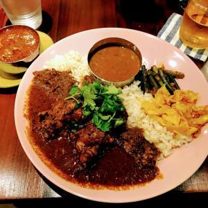 【高円寺】お口が旅するスパイスカレー??かりい食堂に行ってきました。