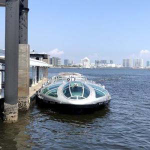 水上バスTOKYO CRUISE(トウキョウクルーズ)で非日常体験!水面から眺める東京の絶景!