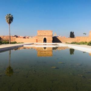 巨大な宮殿廃墟!エル・バディ宮殿