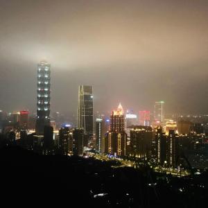 科学館と台北101周辺の散策!