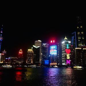 世界最速の鉄道と上海の夜景を堪能!
