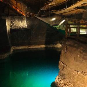 1,000年の歴史を誇るヴィエリチカ岩塩坑を探索!