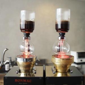 【高砂】人気カフェPin coffee|季節限定のレアチーズケーキやサイフォンコーヒーが評判