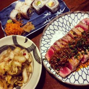 ゴアで日本食