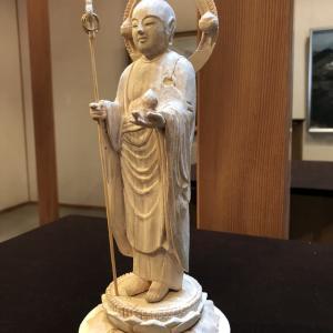 地蔵菩薩立像が完成