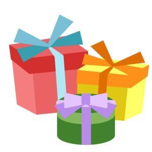 プレゼントはサプライズ出来ない?