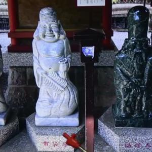 ★Vol.127 江ノ島神社参拝と江ノ島海岸で彷徨える魂を上に上げる。高尾山で神事。狭山不動尊を詣る。