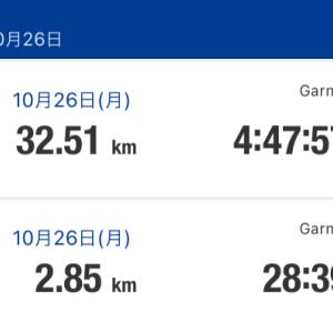 残りはあと5日【大会26日目】いわて盛岡シティマラソン☆20201026