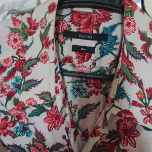 GUCCIのシャツ買いました。狙い目は…