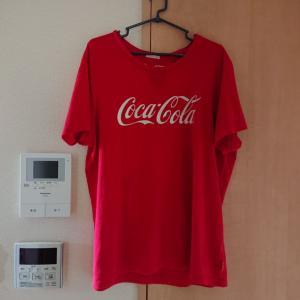 コカコーラTシャツ購入