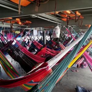 【番外編】レティシアからマナウスへ1600kmの船旅~アマゾン川をハンモック船にて下る~
