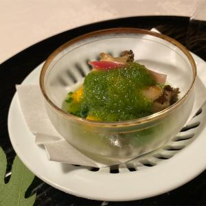 京都 炭屋旅館の食事