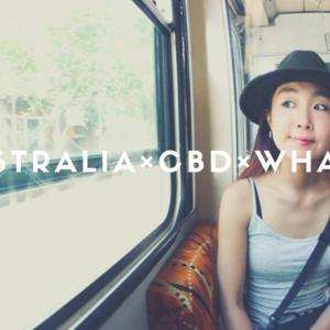 【CBDとは?】オーストラリアの豆知識!海外旅行で役に立つCBDの意味!