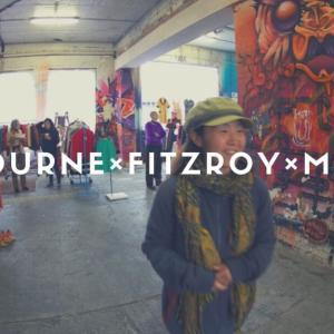 【メルボルンの絶対行くべきマーケット】Fitzroy Marketは古着や雑貨の宝庫!行き方や営業時間の紹介