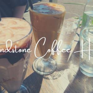【ラテが美味しい】バンダバーグのカフェGrindstone Coffee House