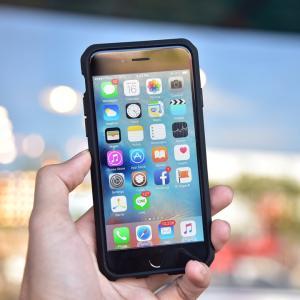 【iPhone】排熱性に優れた『DPZのiPhoneカバー』を買ってみた!!【レビュー】