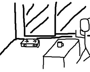 ストーブ=ガスコンロ=stove?同じ?…もしもストーブがガスコンロだったらを想像したら面白いかも