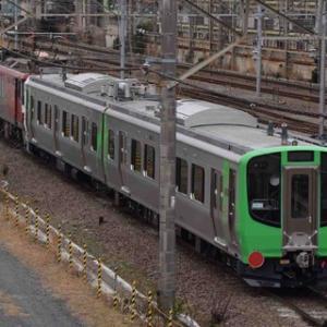 2/20 阿武隈急行AB900系 AB-2編成甲種輸送