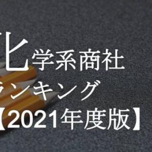 【2021年度版】化学系商社ランキング