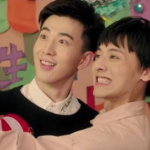 中国BL My Girlfriend's Boyfriend2!ドラ〇もんだと...?