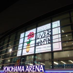 UVERworld/TAKUYA∞生誕祭 2020 at 横浜アリーナ・WOWOW放送
