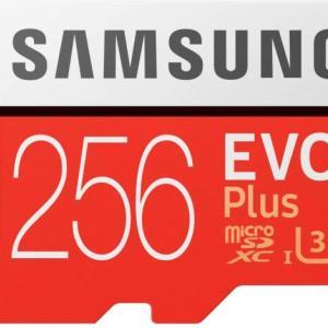 マイクロSDカード/256GB microSDXC スマホ用に購入