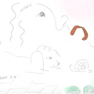 小梅のカリカリ漬け(紫蘇の漬け方編)
