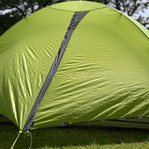 夏山テント泊に向けてニーモのタニとヒルバーグのエナン・ヤヌーを試し張り【軽量ダブルウォールテント】