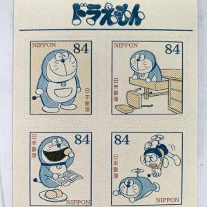『初期ドラえもん』のグリーティング切手がかわいい!