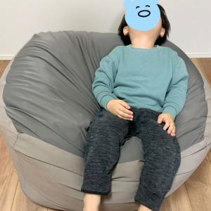 無印良品の人をダメにするソファが復活、補充クッション!
