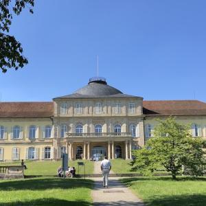 Schloß Hohenheim/ホーエンハイム城 〜植物園のような庭園のあるお城〜