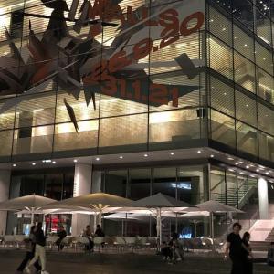 宮殿広場を眺める高級レストラン〜Cube Restaurant/キューブ レストラン〜