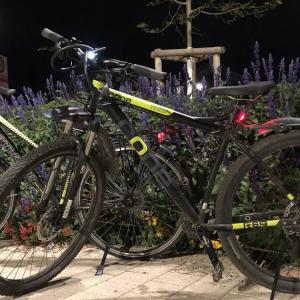 自由なドイツの田舎をサイクリング♪