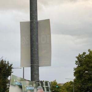 選挙ポスターは貼り放題!?〜ドイツの市長選・ポスターのルール編〜
