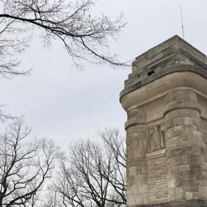 ビスマルクタワーでランチ〜Bismarckturm〜