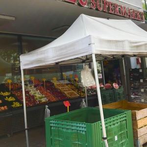 ドイツのトルコスーパーの夏野菜!